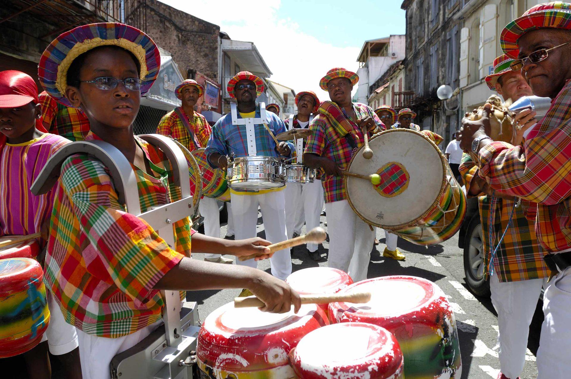 Carnival Guadeloupe Islands